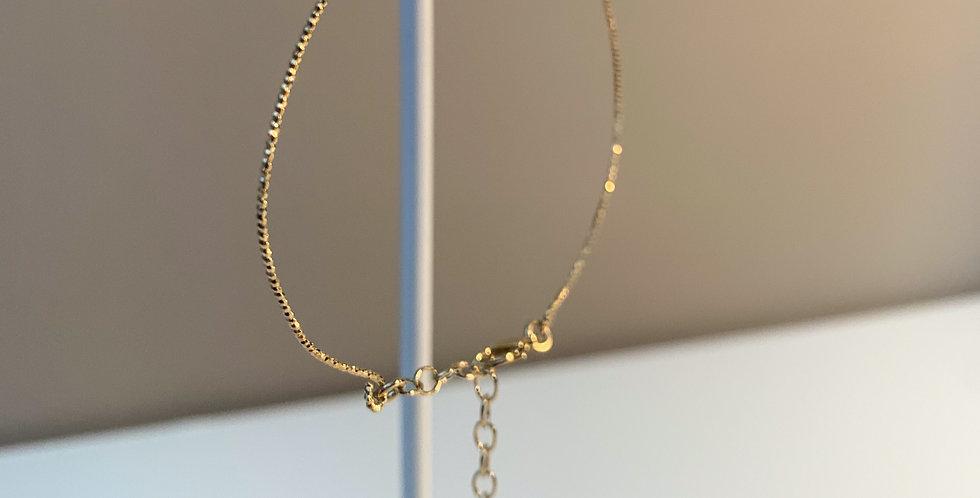 Fabien Ajzenberg Brilliant simple bracelet