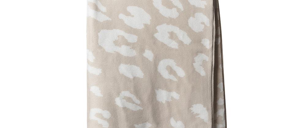 Wilma & Louise Blanket Leopard