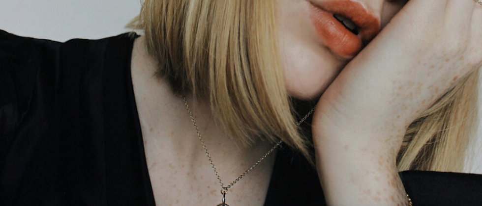 A Weathered Penny Gold Eden necklace