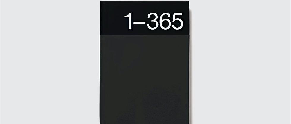 Journal 365   Black Edition