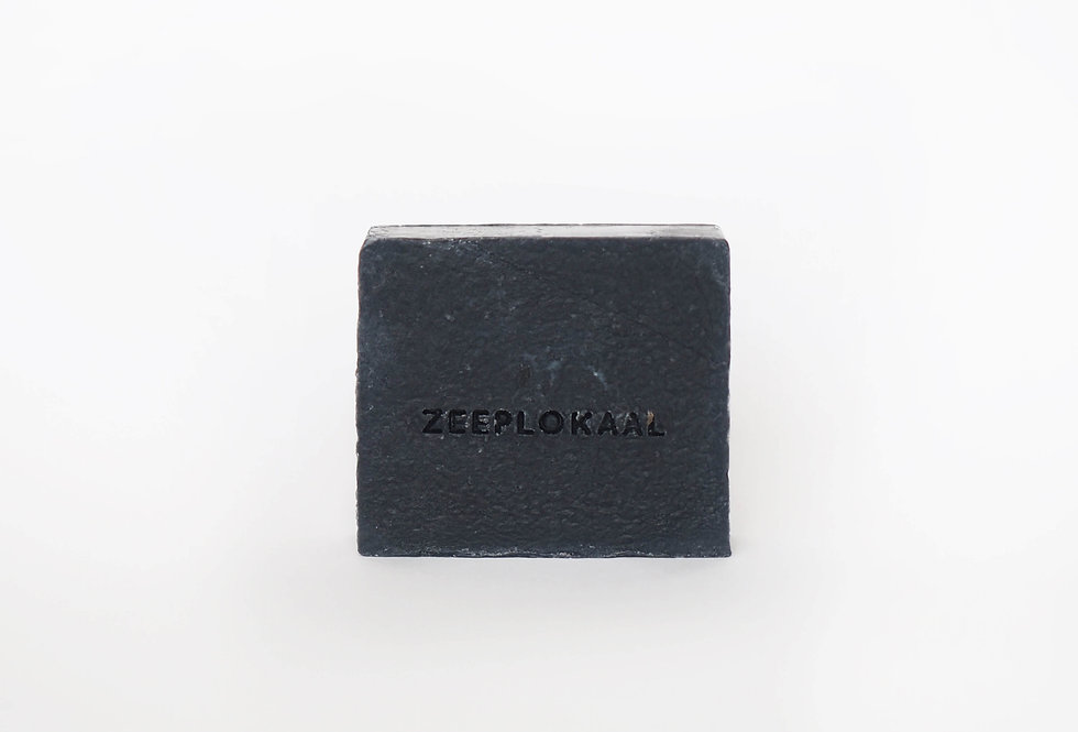 Het Zeeplokaal Soap bar | Charcoal and Tea tree