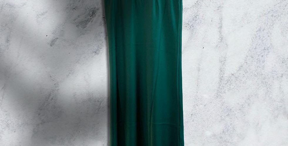 Mint & Molly Emerald skirt