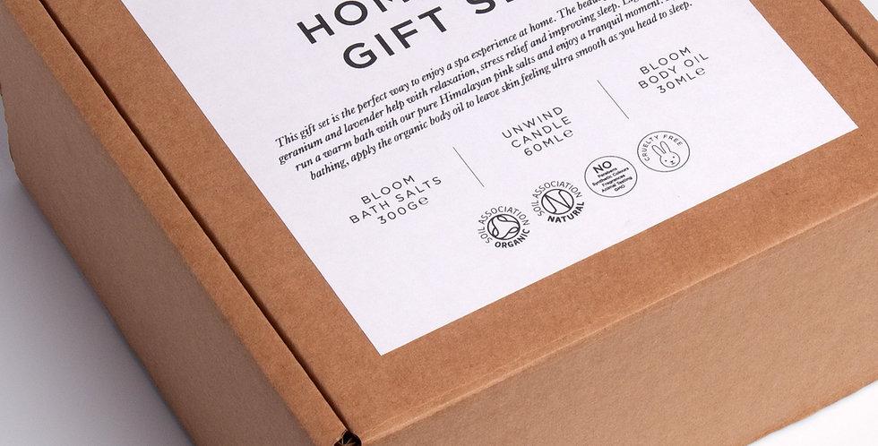 Nathalie Bond Home Spa Gift Set