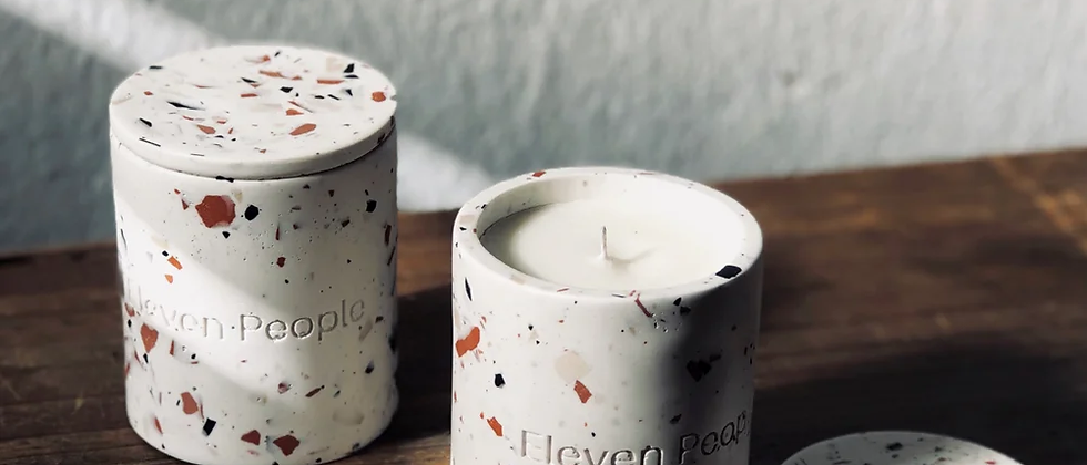 Eleven People Warm blend candle