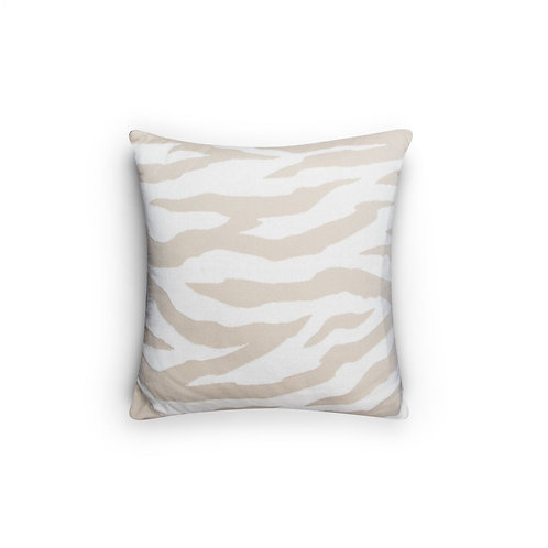 Wilma & Louise Cushion Zebra