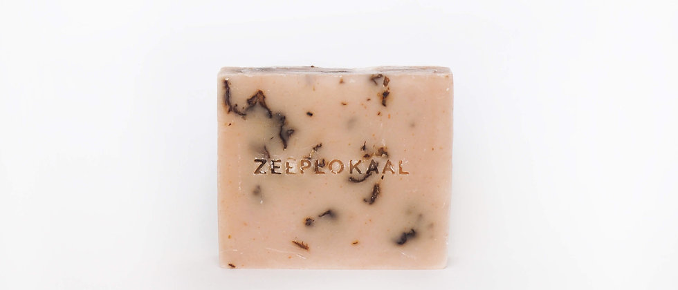 Het Zeeplokaal Soap bar | Roses and Palmarosa