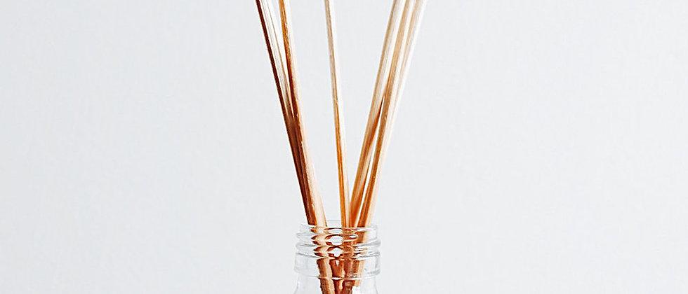 Hobo + Co Lemongrass & Coconut reed diffuser