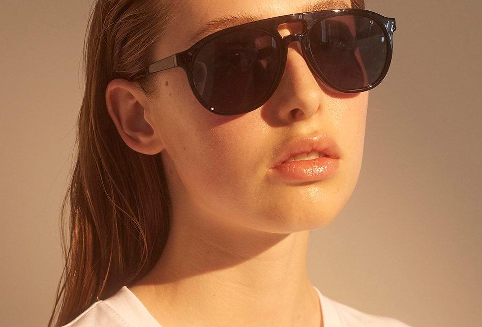 A. Kjaerbede Henry black sunglasses