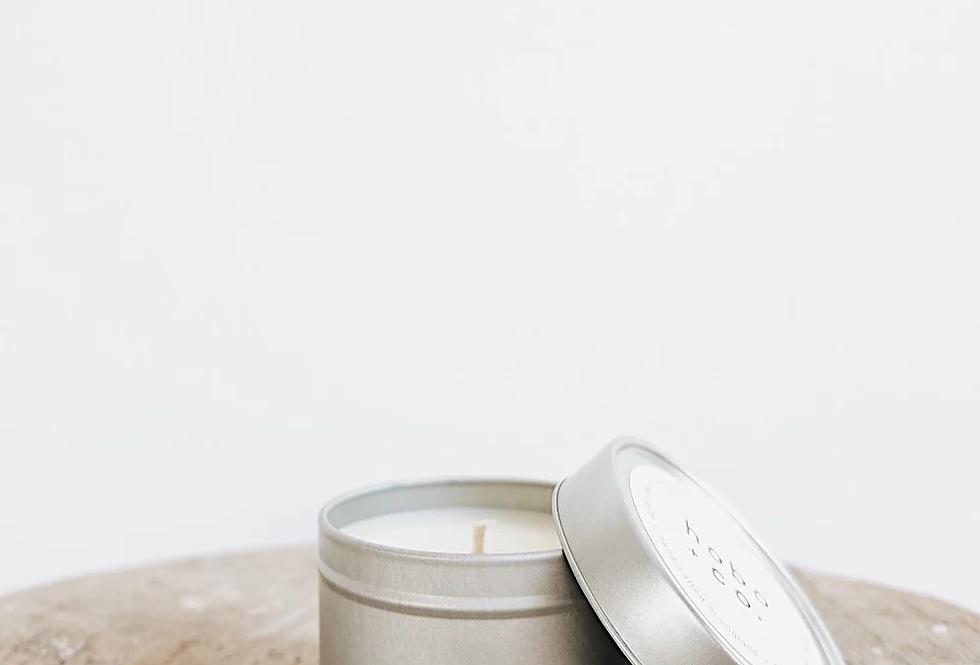 Hobo + Co Travel tin candle | Orange Spice