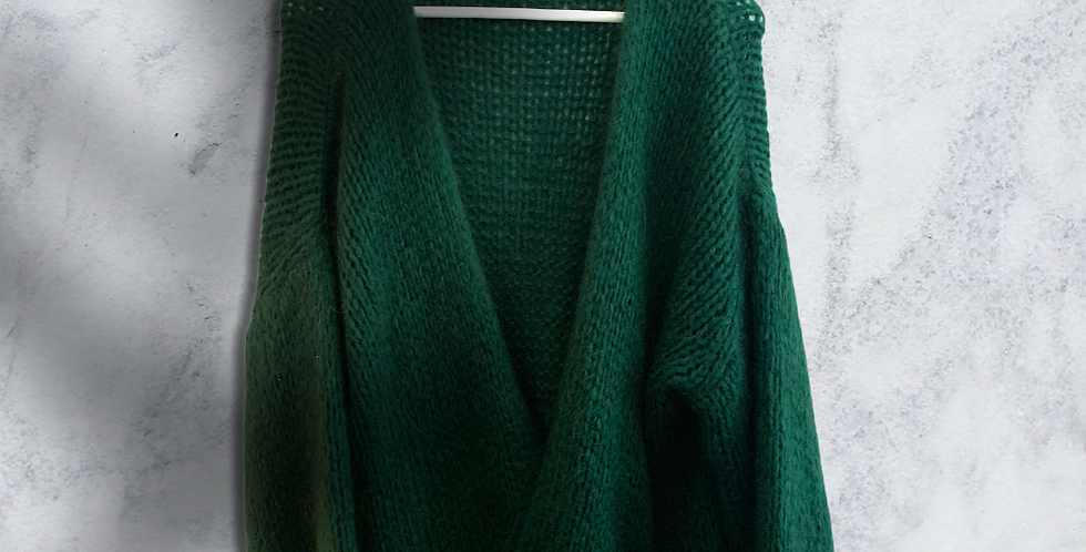 Mint & Molly Mohair cardigan