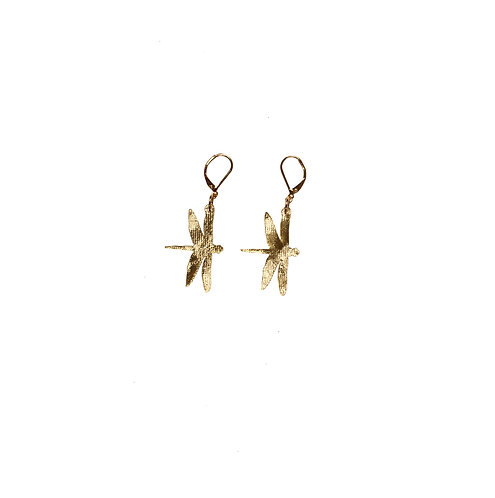 Les Petits Bisous Dragonfly earrings