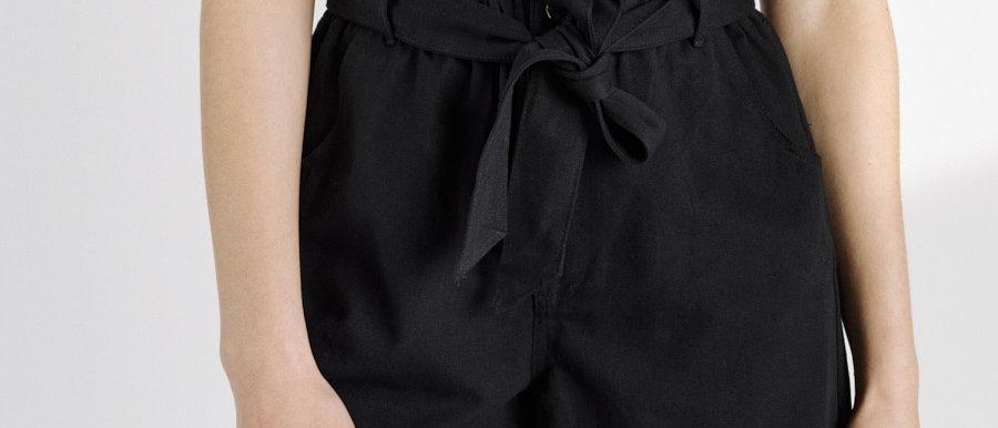 Mint & Molly High-waisted shorts