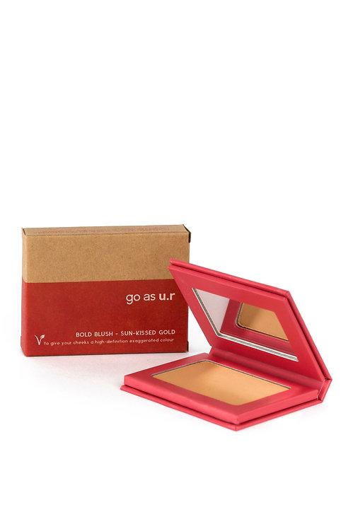 Go as u.r Bold Blush | Sunkissed Gold