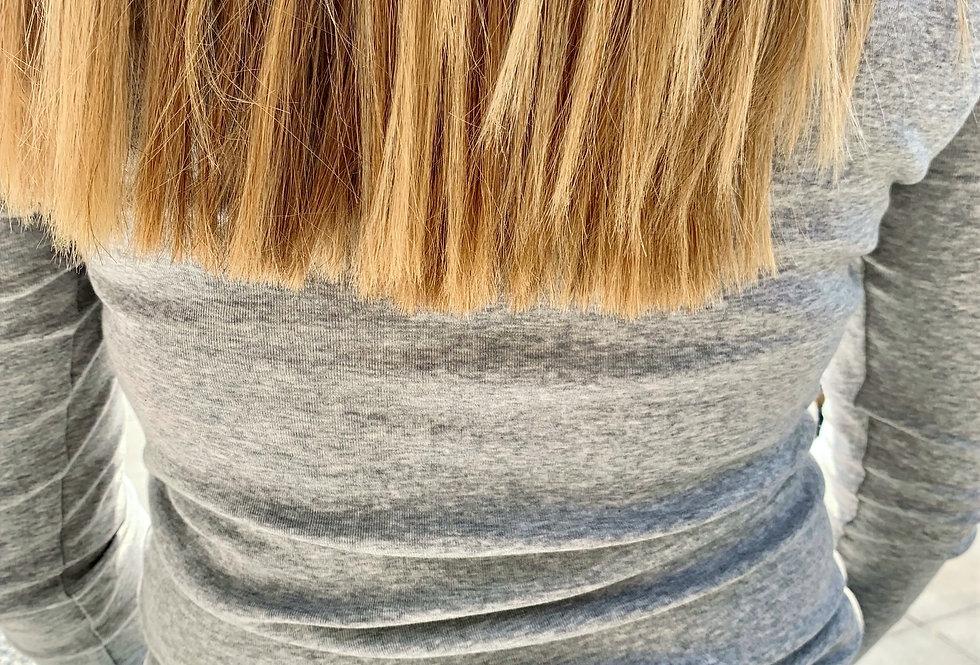 The White Briefs Chestnut long sleeved t-shirt
