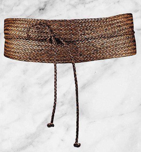 Mint & Molly Dinant woven obi belt