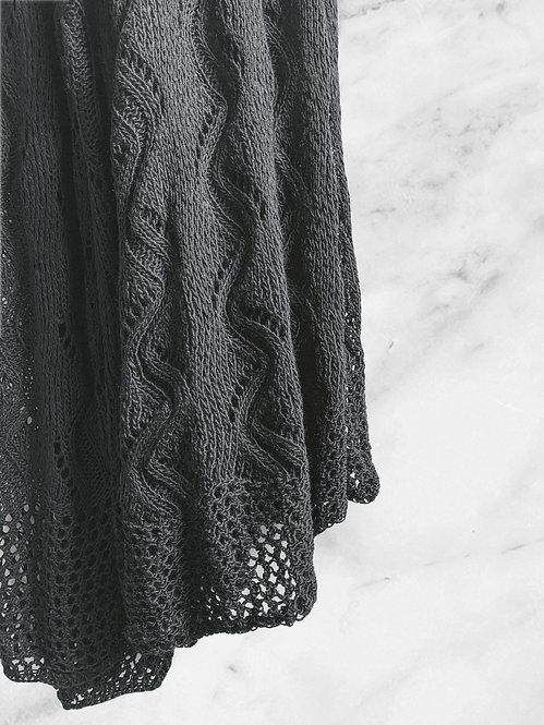 Mint & Molly medium wrap shawl