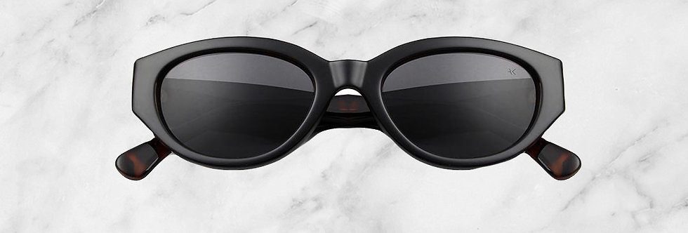 A. Kjaerbede Winnie black sunglasses