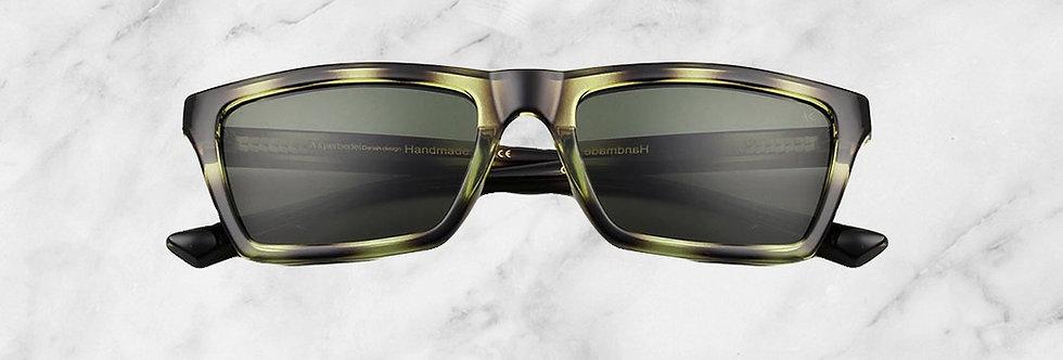 A. Kjaerbede Clay demi-olive sunglasses