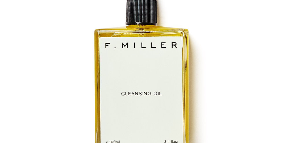 F. Miller Skincare Cleansing oil