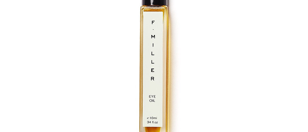 F. Miller Skincare Eye oil