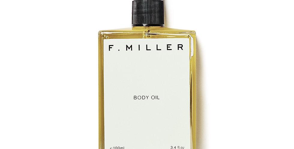F. Miller Skincare Body oil