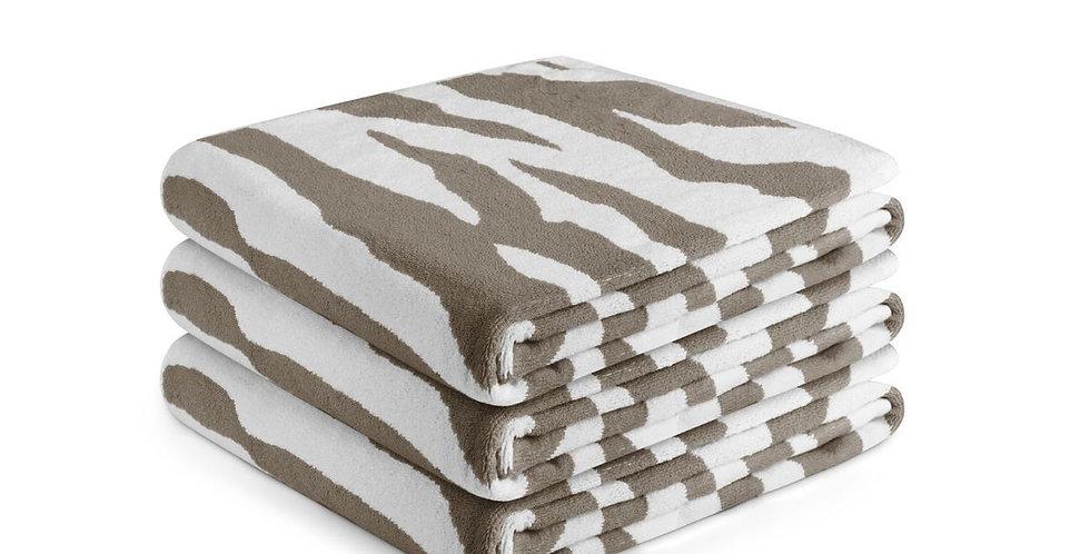 Wilma & Louise Towel Zebra