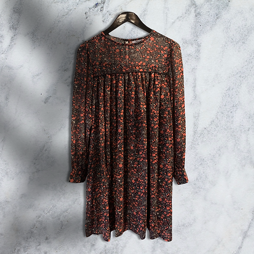 Mint & Molly Floral dress