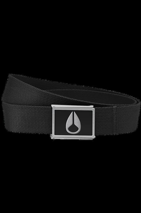 Enamel Wings Belt Black