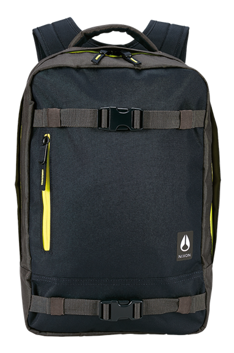BLACK/VOLT DEL MAR BACKPACK II