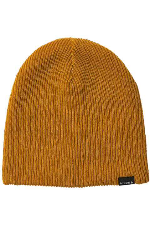 Compass Beanie Wheat