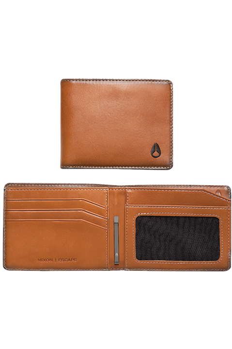 Escape Bi-Fold Wallet