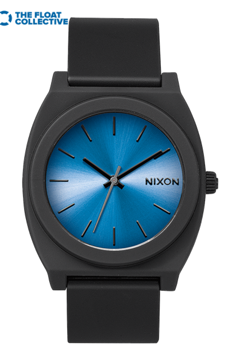 Time Teller P Black/Blue