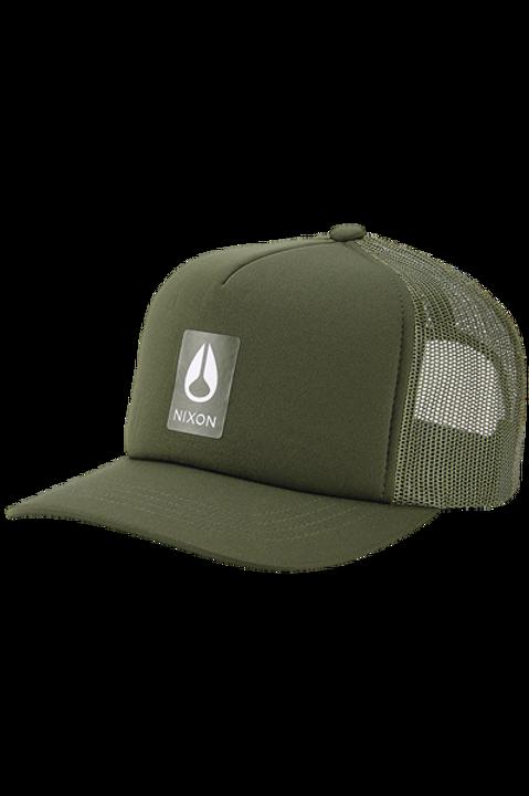 Badge Foam Trucker Hat