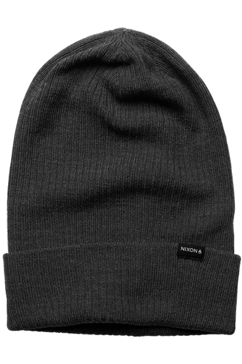 Tower Beanie Black