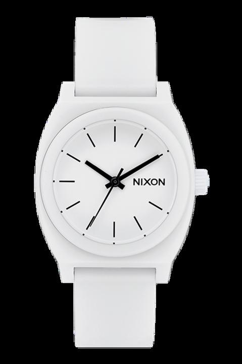 Medium Time Teller All White