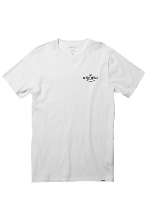 Hayes S/S White Large