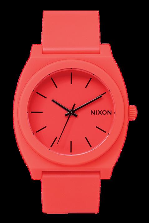Time Teller P Neon Orange