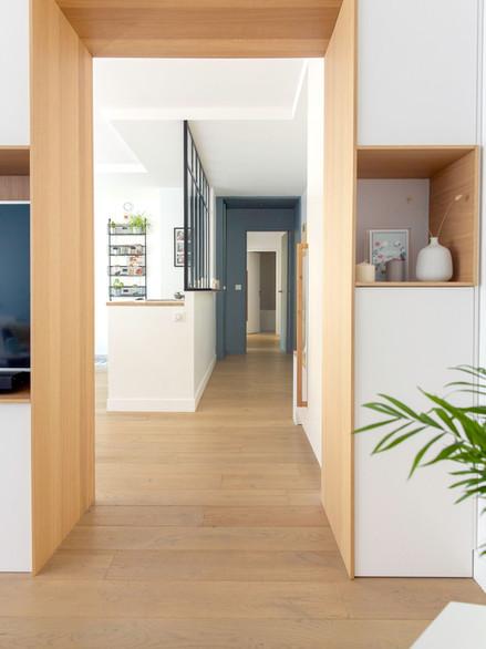 Appartement 107m2 Paris