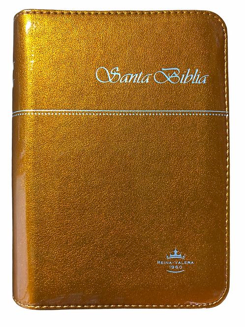 Biblia Tamaño Bolsillo RVR 1960, Imitación Piel Con Índice