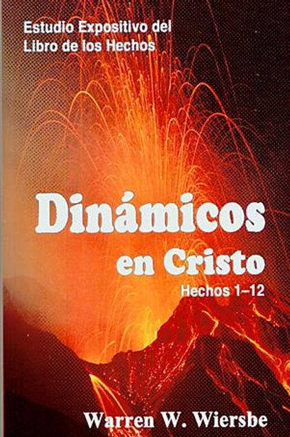 Dinámicos en Cristo