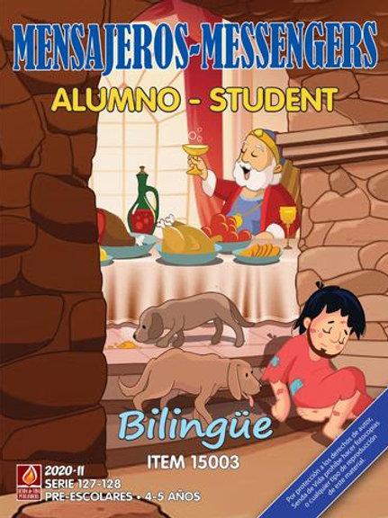 Mensajeros Alumno Bilingüe 15003
