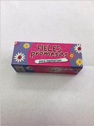 Fieles promesas (Caja de cartón)