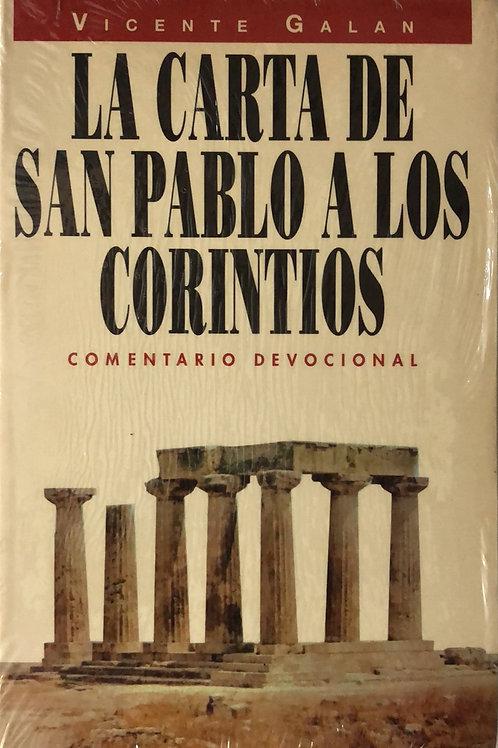Carta de San Pablo a los Corintios,La