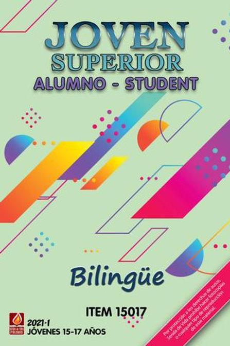 Joven Superior Alumno Bilingüe 15017