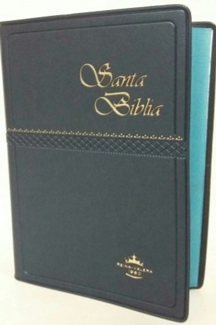 Biblia tamaño bolsillo tapa Vinilo RVR 1960