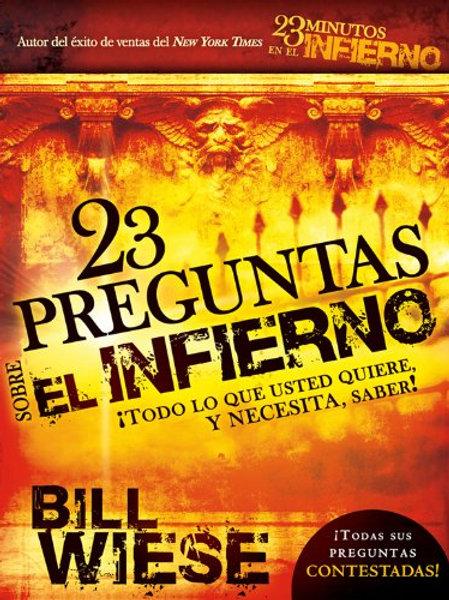 23 Preguntas sobre el infierno