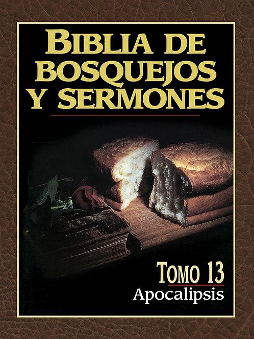 Biblia de bosquejos y sermones: Apocalipsis