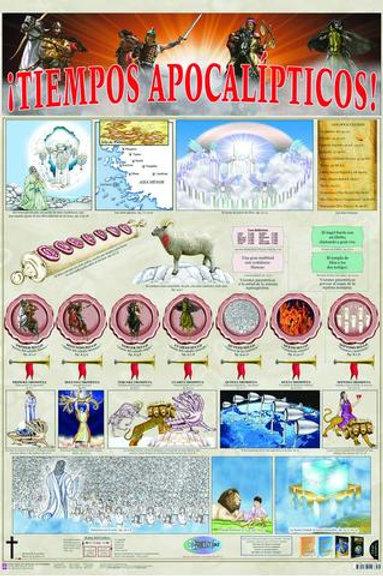 """Poster """"Tiempos Apocalipticos""""- Laminado"""