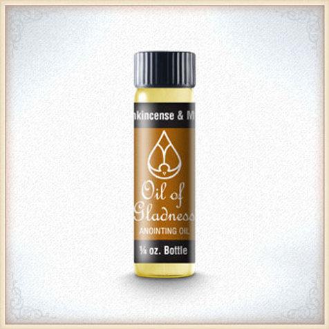 Frankincense & Myrrh - 1/4 oz