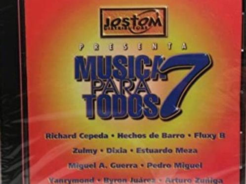 Musica para todos Vol.7
